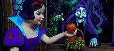 The Snow White's Scary Adventure ride at Disney World scared the bejeezus out of me when i was four, but i'm still upset to read that it's closing.