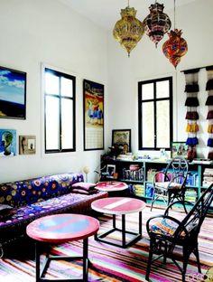 Dar and Beida: | CREATIVE TABLES |