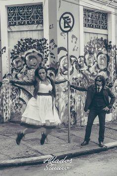 Trash the Dress - Casamento Rock And Roll - Patrícia & Diogo (18/04/2014)