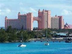 Stay at the Atlantis resort