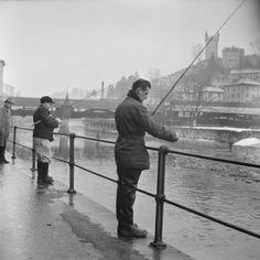 Fischerei Saison-Beginn in Luzern. Com_M13-0041-0002-0002