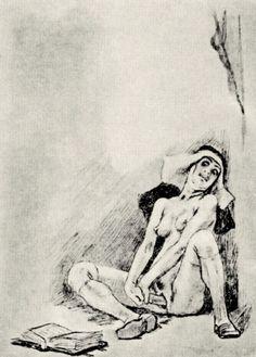 Félicien Rops, Sainte-Thérèse
