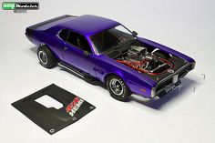 Dodge Charger R/T 1973 - 1/16 MPC