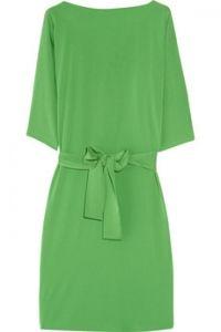 Diane von Furstenberg  Maja silk-crepe dress