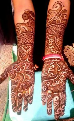 Get Amazing Collection of Full Hand Mehndi Design Ideas here. Black Mehndi Designs, Rajasthani Mehndi Designs, Peacock Mehndi Designs, Latest Bridal Mehndi Designs, Full Hand Mehndi Designs, Mehndi Designs 2018, Stylish Mehndi Designs, Mehndi Designs For Beginners, Mehndi Designs For Girls