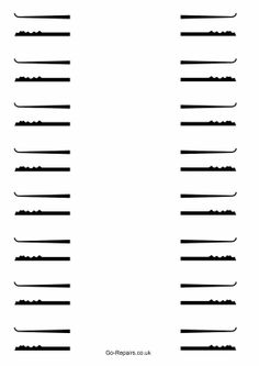 Free lockpick template for you to download.