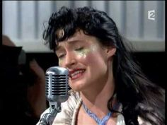 CocoRosie. This live version of Werewolf is so much better than the one on the CD — the beatboxer is genius!