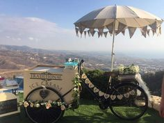 Traditional Ice-Cream Cart at Oceania Villa Ice Cream Cart, Paphos, Luxury Villa, Villas, Past, Wedding Photos, Traditional, Weddings, Outdoor Decor