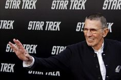 """Leonard Nimoy, """"Spock"""", fallece a los 83 años. Foto: EFE"""