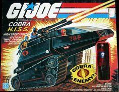 YOJOE.COM | Cobra H.I.S.S.