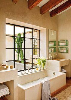 Ba os on pinterest bathroom spa baths and relaxing bath - El mueble banos ...