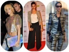 #MetallicFashion is the latest fashion in 2015. Find those metallic elements in different forms on shirts, tops, jackets, skirts, pants and more. It will trend even higher by 2016!