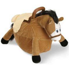 Bouncy horse!
