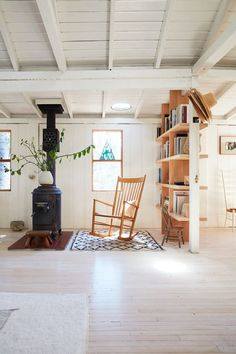 sfgirlbybay / bohemian modern style from a san francisco girl Interior Design Kitchen, Interior And Exterior, Living Spaces, Living Room, Beautiful Interiors, Home And Living, Bungalow, Decoration, Building A House