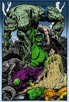 Hulk Wins by RogerOtt