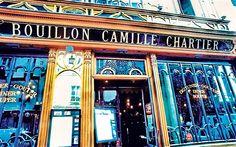 Bouillon Racine brasserie, Paris
