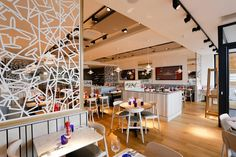 PizzaExpress Restaurant by Creed Design, Chester Broughton Park – UK » Retail Design Blog