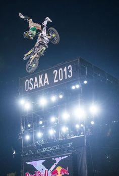 Red Bull X-Fighters Osaka: Taka feiert Heimsieg!