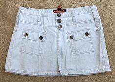 Sz 9 Dollhouse Skirt Gray Buy Five Get Free Shipping | eBay