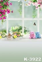 Vinyl Background Photo For Baby 150CM x 200CM Photographic Backdrops Outdoor Window Beauty Flowers Decor Kids Scenic Backgrounds //Price: $US $15.99 & FREE Shipping //     #festive #party #birthdayparty #christmas #wedding decoration #event