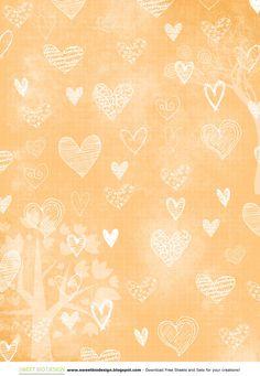 Sweet Bio design: Carte: Sweet Tropical Summer Paper Set!