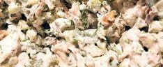 Tarragon Chicken Salad Recipe - New Ideas Pineapple Chicken Recipes, Chicken Salad Recipes, Sprouts Salad, Brussel Sprout Salad, Taragon Chicken Salad, Salmon Mousse Recipes, Silver Palate Cookbook, Tarragon Chicken, Buckwheat Recipes
