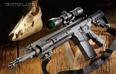 Ruger SR-762 .308 Win/7.62mm NATO Rifle: Hog Hunting | Preview