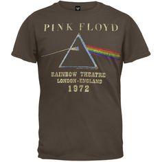 Pink Floyd Women/'s Marquee Boyfriend Fit T-Shirt