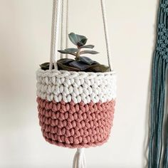 Crochet Diy, Crochet Rope, Crochet Stitches, Crochet Ideas To Sell, Easy Things To Crochet, Quick Crochet Gifts, Unique Crochet, Beginner Crochet Projects, Crochet For Beginners