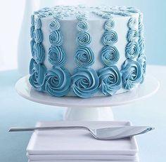 Buttercream Cake Design