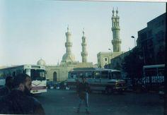La Mezquita Al Azhar, Cairo.