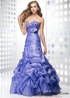 Alyce Designs Shiny Organza Trumpet Prom Dress 6606 with Pickup Skirt Prom Dresses Online, Homecoming Dresses, Bridesmaid Dresses, Wedding Dresses, Wedding Abaya, Beaded Prom Dress, Strapless Dress Formal, Formal Dresses, Dress Prom