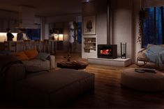 This EPA approved sleek wood stove offers a whole new look and you can even recommend to your friends living in mobile homes - WOW‼ Refractory Brick, Wood Pellet Stoves, Wood Pellets, Cubic Foot, Stove Fireplace, Side Wall, European Fashion, European Style, Soapstone