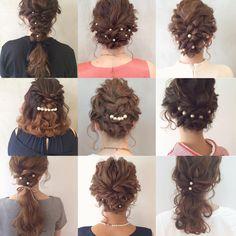 コットンパール♡×wadamiarrange♡ #愛知#名古屋 #hair#hairarrange#hairstyle#arrange#wadami_arrange#ヘアスタイル#ウェディング#ブライダル#ヘアアレンジ#ヘア#アレンジ#ファッション#ヘアメイク#メイク#美容師#美容室#LOREN#lorensalon