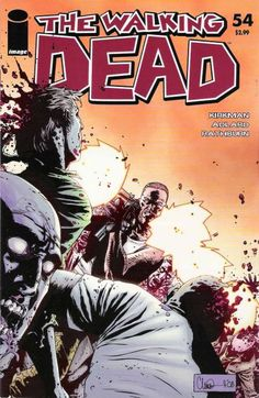 The Walking Dead Issue No. 54