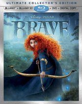 The Ultimate Collections - Music & More! - Brave 3D: Ultimate Collector's Edition (5-Disc Combo Pack) [3D Blu-ray + Blu-ray + DVD + Digital Copy]