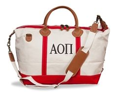 Weekender Bag. - www.sassysorority.com