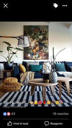 aankleding woonkamer meubels