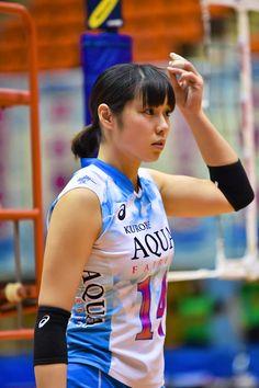 Nanami, Sports Women, Volleyball, Aqua, Female, Twitter, Beauty, Water, Volleyball Sayings