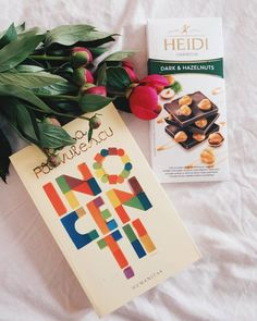 #books and #chocolate go always perfectly together #bookstagram #inocentii #ioanaparvulescu Bookstagram, My Books, Chocolate, Schokolade, Chocolates