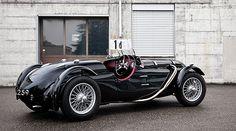 Aston Martin 'Spa Replica': The first post-War Aston - Classic Driver - MAGAZINE - Classic Car