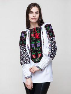 Женская вышиванка Аб2 - купить ручную работу по лучшей цене от магазина ЕтноДім