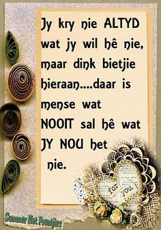 Strong Quotes, Me Quotes, Qoutes, Baie Dankie, Afrikaanse Quotes, Marriage Relationship, Relationships, Inspirational Thoughts, Text Messages