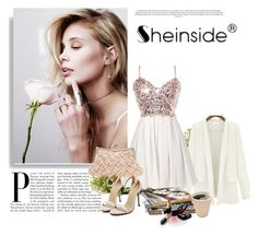 """""""Sheinside 2/IV"""" by nermina-okanovic ❤ liked on Polyvore featuring Nearly Natural and Chanel"""