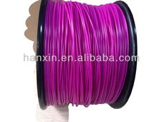 purple 3D printing material / Best Seller ABS 3D Printing Materials / PLA 3D printer material $15~$28 Sunruy Technologies specialize- best 3D printing materials china - www.sunruy.com/
