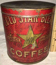 Gold Star Blend Coffee