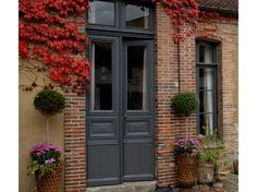 Les portes d'entrées donnent le ton