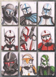 clone trooper - Google Search