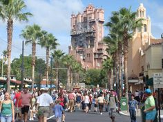 Disney's MGM Studios. $89 for adults, $83 for children.