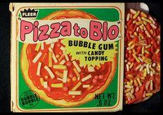 PizzaCandy PizzaBubbleGum